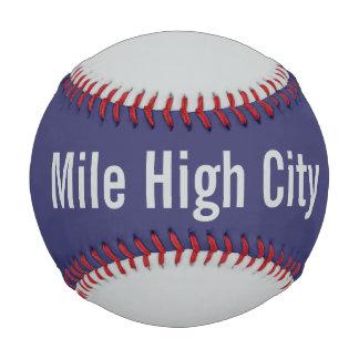 Mile High City Baseball