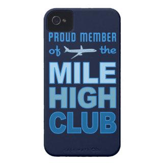 Mile High Club Blackberry Bold case