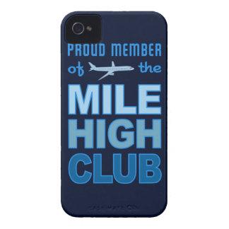 Mile High Club iPhone 4 Case-Mate