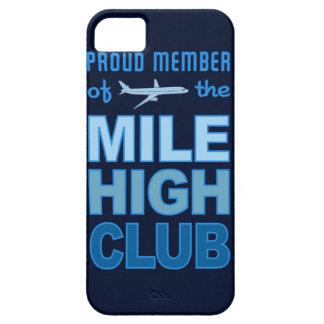 Mile High Club iPhone 5 Case-Mate iPhone SE/5/5s Case