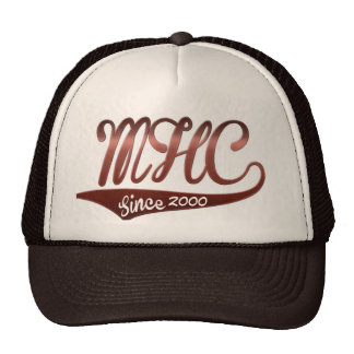 "mile high club since ""custom year"" cap design"