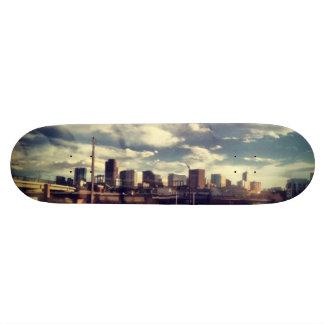 Mile High Denver Deck Skateboard Deck