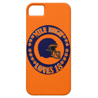 MILE HIGH LOVES 18 iPhone 5 COVERS