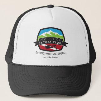 Mile High Scuba Club Hat