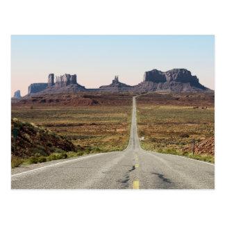 Mile Marker 13 Utah Postcard