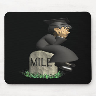 Mile Stone 2 Mouse Pad