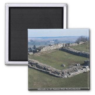 Milecastle no. 42, Hadrian's Wall, Northumberland, Refrigerator Magnets