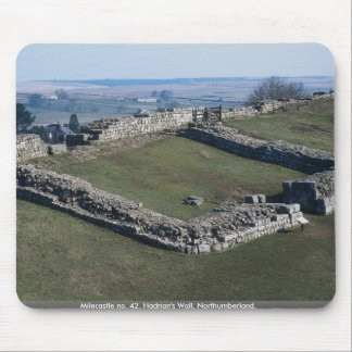Milecastle no. 42, Hadrian's Wall, Northumberland, Mouse Pad