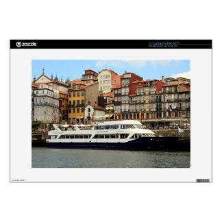 Milenio do Douro boat, Porto,Portugal Laptop Skins