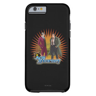 Miles and Gumshoe Tough iPhone 6 Case