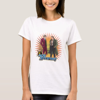 Miles and Gumshoe T-Shirt