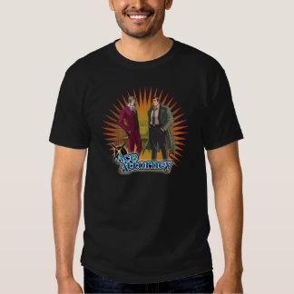 Miles and Gumshoe Tshirt