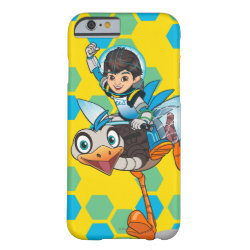 Case-Mate Barely There iPhone 6 Case with Miles Callisto & Merc the Robo-Ostrich design