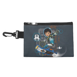 Clip On Accessory Bag with Miles Callisto on his Blastboard design