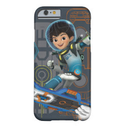 Case-Mate Barely There iPhone 6 Case with Miles Callisto on his Blastboard design