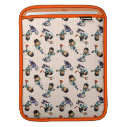 iPad Sleeve with Miles from Tomorrowland Cute Pattern design