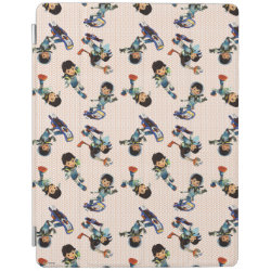 iPad 2/3/4 Cover with Miles from Tomorrowland Cute Pattern design