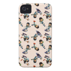 Miles Callisto Pattern iPhone 4 Case
