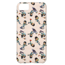 Case-Mate Barely There iPhone 5C Case with Miles from Tomorrowland Cute Pattern design