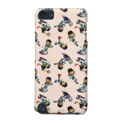 Case-Mate Barely There 5th Generation iPod Touch Case with Miles from Tomorrowland Cute Pattern design