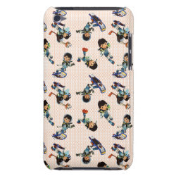 Miles Callisto Pattern iPod Touch Case-Mate Case