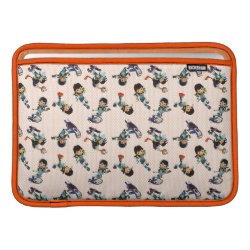 Miles Callisto Pattern MacBook Sleeve