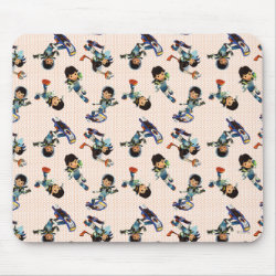 Mousepad with Miles from Tomorrowland Cute Pattern design