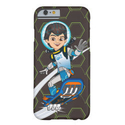 Case-Mate Barely There iPhone 6 Case with Miles Callisto riding his Blastboard design