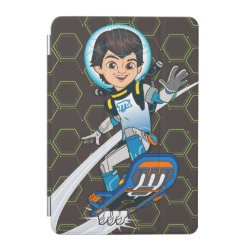 iPad mini Cover with Miles Callisto riding his Blastboard design