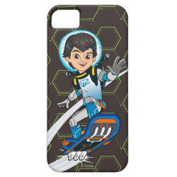 Case-Mate Vibe iPhone 5 Case with Miles Callisto riding his Blastboard design