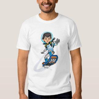 Miles Callisto Riding His Blastboard T Shirts