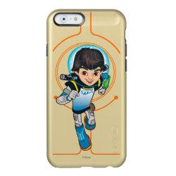 Incipio Feather® Shine iPhone 6 Case with Cartoon Miles Callisto Running design