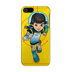 Incipio Feather Shine iPhone 5/5s Case with Cartoon Miles Callisto Running design