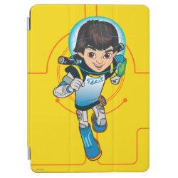 iPad Air Cover with Cartoon Miles Callisto Running design