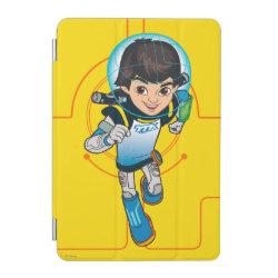 iPad mini Cover with Cartoon Miles Callisto Running design