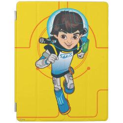 iPad 2/3/4 Cover with Cartoon Miles Callisto Running design
