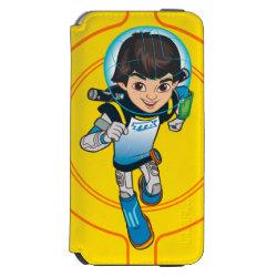 Incipio Watson™ iPhone 6 Wallet Case with Cartoon Miles Callisto Running design