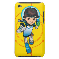 Case-Mate iPod Touch Barely There Case with Cartoon Miles Callisto Running design
