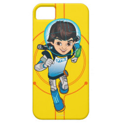 Case-Mate Vibe iPhone 5 Case with Cartoon Miles Callisto Running design