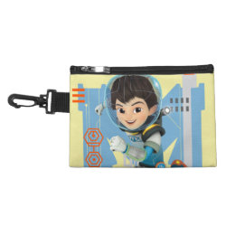Clip On Accessory Bag with Miles Callisto from Tomorrowland design