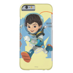 Case-Mate Barely There iPhone 6 Case with Miles Callisto from Tomorrowland design