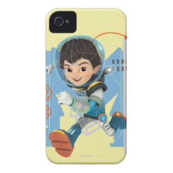 Case-Mate iPhone 4 Barely There Universal Case with Miles Callisto from Tomorrowland design