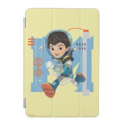 iPad mini Cover with Miles Callisto from Tomorrowland design
