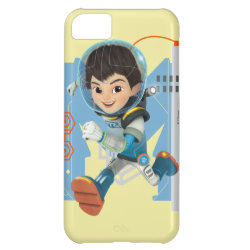 Case-Mate Barely There iPhone 5C Case with Miles Callisto from Tomorrowland design