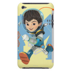 Case-Mate iPod Touch Barely There Case with Miles Callisto from Tomorrowland design