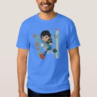 Miles Callisto Running - Circuitry Graphic Shirts