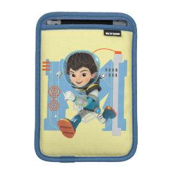 iPad Mini Sleeve with Miles Callisto from Tomorrowland design