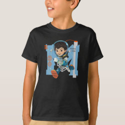 Kids' Hanes TAGLESS® T-Shirt with Miles Callisto from Tomorrowland design