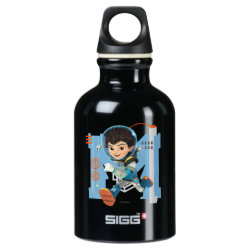 SIGG Traveller Water Bottle (0.6L) with Miles Callisto from Tomorrowland design