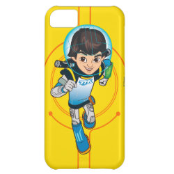 Case-Mate Barely There iPhone 5C Case with Cartoon Miles Callisto Running design